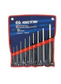 Выколотки комплект 9 предметов King tony 1009PR