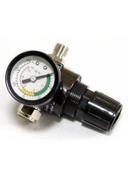 """Acc-609 регулятор воздуха с манометром для """"Краскопульта"""" Jonnesway ACC-609"""
