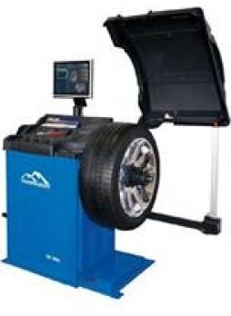 Балансировочный станок с жк-дисплеем, для колес до 70 кг Trommelberg CB1980