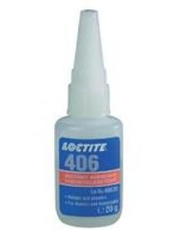 """Клей моментального отверждения """"406"""", 20мл Loctite 40620"""