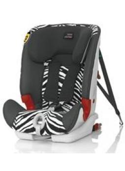 Детское автокресло advansafix цвет smart zebra