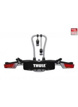 Велобагажник thule easy fold для перевозки 2-х велосипедов