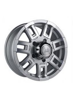 """Диск колёсный литой """"158 6.5x16, 5x139,7, ET40, D98.5, серебристый полированный (SF)"""""""