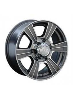 """Диск колёсный литой """"160 7x16, 5x139,7, ET35, D98.5, серый полированный (GMF)"""""""
