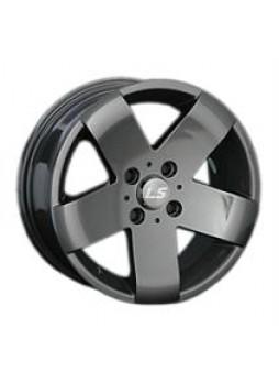 """Диск колёсный литой """"245 6.5x15, 4x100, ET40, D73.1, темно-серый (GM)"""""""