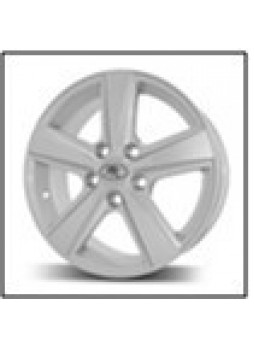 """Диск колёсный литой """"230 7x17, 5x114,3, ET50, D60.1, серебристый (S)"""""""
