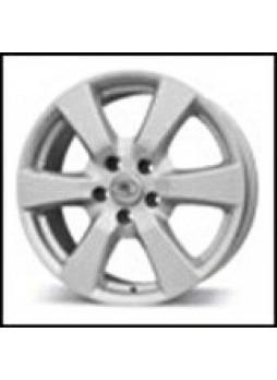"""Диск колёсный литой """"634 7x16, 5x114,3, ET45, D66.1, серебристый (S)"""""""