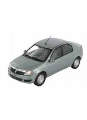 Модель автомобиля Renault Logan (Phase 2) 1.5 DCI 1:43, серебристый оптом