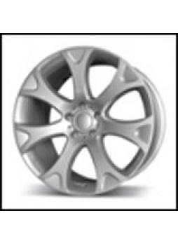 """Диск колёсный литой """"722 10.5x20, 5x120, ET45, D74.1, супер серебро (НS)"""""""