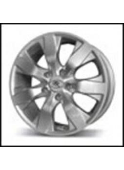 """Диск колёсный литой """"704 7x16, 5x114,3, ET35, D64.1, серебро (S)"""""""