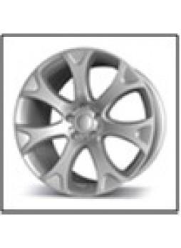 """Диск колёсный литой """"722 10.5x20, 5x120, ET45, D74.1, серебро (S)"""""""