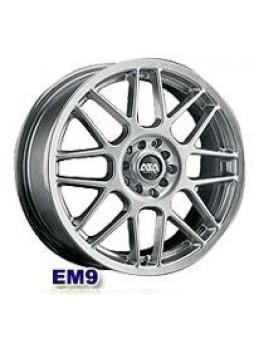 """Диск колёсный литой """"EM9 7x16, 10x114,3, ET40, D73, серебро"""""""