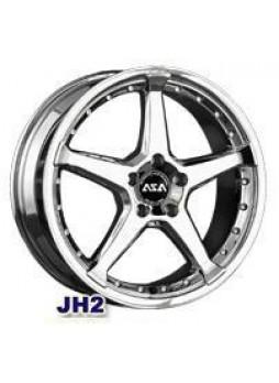 """Диск колёсный литой """"JH2 7x15, 4x114,3, ET35, D73, серебро"""""""
