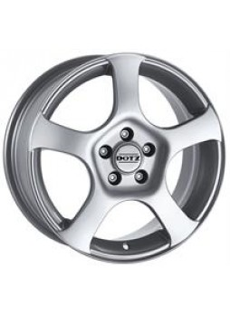 """Диск колёсный литой """"Imola 6.5x15, 5x100, ET40, D60.1, серебро (S)"""""""