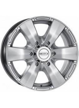 """Диск колёсный литой """"Luxor 7x16, 5x139,7, ET40, D95.6, супер глянец"""""""