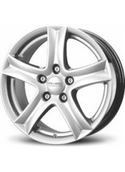 """Диск колёсный литой """"ANZIO WAVE 5.5x14, 4x100, ET35, D63.3, polar-silver"""""""