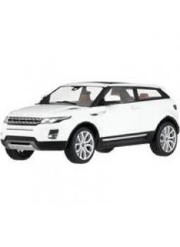 "Модель автомобиля ""Land Rover RANGE ROVER EVOQUE (ТРЁХДВЕРНЫЙ) 1:43"", белый"