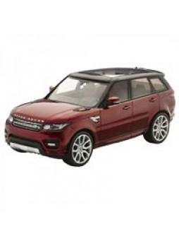 """Модель автомобиля """"Land Rover RANGE ROVER SPORT 494 1:43"""", красный"""