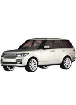 "Модель автомобиля ""Land Rover RANGE ROVER 1:43"", белый"