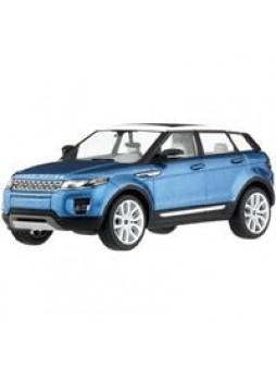 "Модель автомобиля ""Land Rover RANGE ROVER EVOQUE 1:43"", голубой"