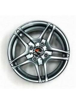 """Диск колёсный литой """"540 5.5x13, 4x98, ET38, D58.6, тёмно-серый (GM)"""""""