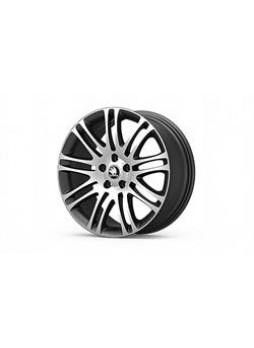 """Диск колёсный литой """"Luxon 7.5x18, 5x112, ET46, D57.1, grey metallic"""""""