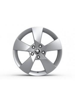 """Диск колёсный литой """"Denom 7x17, 5x112, ET49, D57.1"""""""