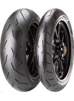 "Шина мотоциклетная задняя ""Diablo Rosso Corsa TL/M/C 160/60R17 69W"""
