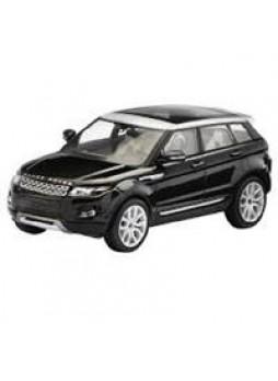 """Модель автомобиля """"Land Rover RANGE ROVER EVOQUE 1:43"""", чёрный"""