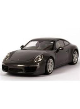 """Модель автомобиля """"Porsche 911 Carrera (991) 1:43"""", серый"""