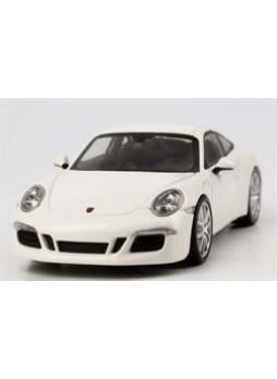 """Модель автомобиля """"Porsche 911 Carrera S SportDesign (991) 1:43"""", белый"""