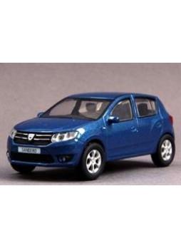 """Модель автомобиля """"Renault Dacia Sandero 2 1:43"""", синий"""