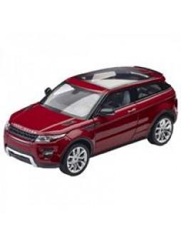 """Модель автомобиля """"Land Rover RANGE ROVER EVOQUE 1:24"""", красный"""