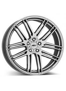 """Диск колёсный литой """"CLIFF 10x21, 5x112, ET45, D66.6, серебро (S)"""""""