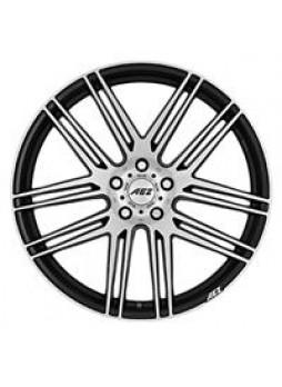 """Диск колёсный литой """"CLIFF DARK 9.5x19, 5x112, ET35, D70.1, черный с полировкой (BKF/P)"""""""