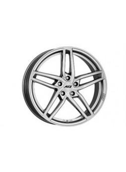 """Диск колёсный литой """"GENUA 8x18, 5x112, ET38, D57.1, серебро (S)"""""""