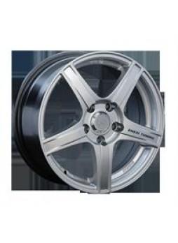 """Диск колёсный литой """"SC06 6.5x15, 5x105, ET39, D56.6, насыщенный серебристый (HP)"""""""