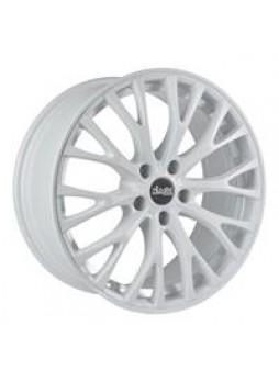 """Диск колёсный литой """"ML537U 8x18, 5x112, ET40, D66.6, белый с полированным подрезом обода (WUP)"""""""