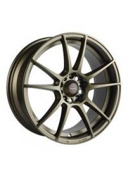 """Диск колёсный литой """"ML525L 8x18, 5x114,3, ET45, D73.1, матовый бронзовый (MAGMU)"""""""