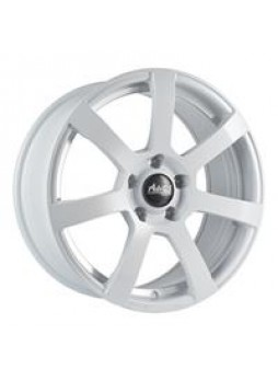 """Диск колёсный литой """"MK512U 7.5x17, 5x114,3, ET35, D67.1, белый с полированным подрезом обода (WUP)"""""""