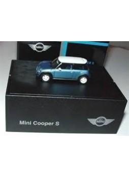 Миниатюра mini coopers,1:87, си