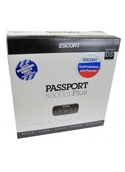 Escort Passport 8500ci Plus INTL АНТИСТРЕЛКА