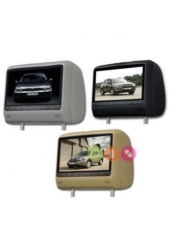 Подголовник с DVD и дисплеем 9 дюймов AVIS AVS0943T