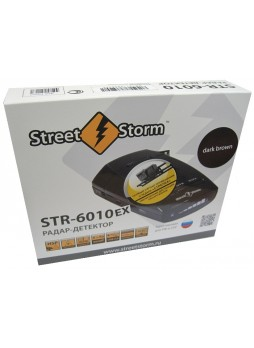 Street Storm STR-6010 EX АНТИСТРЕЛКА