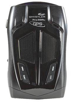 Whistler Pro-99ST Ru GPS