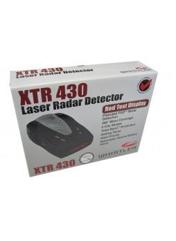 Whistler XTR 430