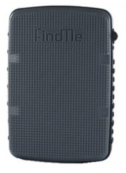 GPS маяк FindMe F1 Black