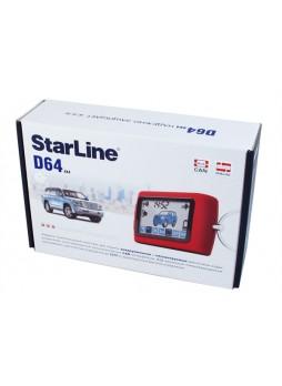 Сигнализация StarLine D64